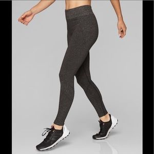 Athleta Shimmer Seamless Tights